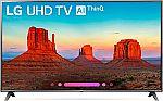 "LG 86"" 86UK6570PUB 4K HDR Smart TV w/ AI ThinQ + $250 Dell eGift Card $2297"