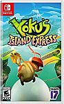 Yoku's Island Express Game (Switch, Xbox, & PS4) $15
