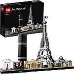 LEGO Architecture Skyline Collection 21044 Paris Building Kit , New 2019 (649 Piece) $43