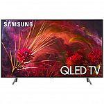 "Samsung QN65Q8FNB 65"" Q8FN QLED Smart 4K UHD TV $1649 and more"