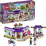 LEGO Friends Emma's Art Café 41336 Building Set (378 Piece) $21.40 (35% Off)