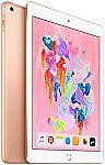 Apple iPad (Wi-Fi, 128GB) (Latest Model) $329