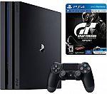 1TB Sony PS4 Pro Console w/ Grand Turismo Sport LE Steelbook $354