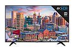 """65"""" TCL 65S513 4K UHD HDR Roku Smart LED HDTV $530"""