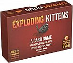Exploding Kittens Card Game $14 (Org $20)