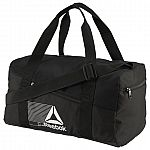 "Reebok Active Foundation Gymsack $5, 26"" Work Duffle Bag $20, Workout Gymsack $7.50 and more"