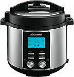 Gourmia 6-Quart Pressure Cooker $40