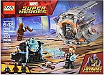 LEGO Marvel Super Heroes Avengers: Infinity War Thor's Weapon Quest 76102 $12.99 (org $20)