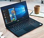 "Dell XPS 13 9370 13.3"" 4K Touchscreen Laptop (i7-8550U 8GB 256GB SSD Thunderbolt 3) $999"