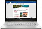 """HP Pavilion x360 2-in-1 14"""" Touch-Screen Laptop (i5 8GB 128GB SSD) $520"""