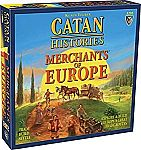 Catan Histories: Merchants of Europe Board Game $15.20 (72% Off)