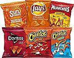 40-Ct Frito-Lay Cheesy Mix Variety Pack $11.46 or Less