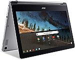 "Acer Chromebook R 13 Convertible, 13.3"" FHD Touchscreen (MediaTek MT8173C, 4GB, 32GB) $299"