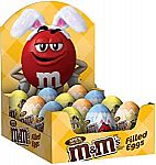 12-Count Box M&M's Milk Chocolate Easter Filled Egg $10.95