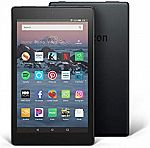 Amazon Fire Tablet Sale: Fire 7 Tablet $34.99,  Fire HD 8 $49.99, Fire HD 10 Tablet $99.99 (Prime members only)