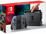 Nintendo Switch With Gray Joycons $255