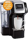 Hamilton Beach 49968 FlexBrew Connected Single-Serve Coffee Maker $50 (Org $90)
