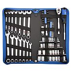 Kobalt 80-Piece Standard (SAE) and Metric Polished Chrome Mechanic's Tool Set $17.49 (YMMV)