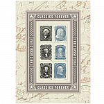 6-Count USPS Classics Forever Souvenir Forever Stamps Booklet $1.60 Shipped