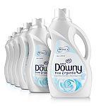 6-Count Downy Free & Gentle Liquid Fabric Softener 34 fl.oz $14.81