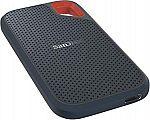 SanDisk 500GB Extreme Portable External SSD (USB-C, USB 3.1) $68 (orig. $129)