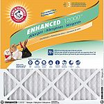 Arm & Hammer Enhanced Allergen and Odor Control FPR 6 Air Filter (4-Pack) $22 (35% Off)