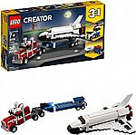 LEGO Creator 3in1 Shuttle Transporter 31091 New 2019 $19.99 (Org $25)