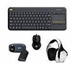 Logitech PC Gaming Up to 69% Off: G600 Gaming Mouse $24.99, K400 Plus Wireless Touch Keyboard $17.98 & More
