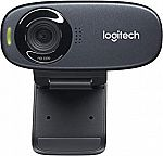 Logitech 960-000585 HD Webcam C310 $19.36 61% Off)