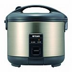 8-Cup Tiger JNP-S Series Stainless Steel Rice Cooker $115, 10-Cup $120