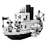 LEGO Ideas Steamboat Willie 21317 $90