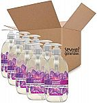 8-Pack of 12-oz Seventh Generation Hand Wash Soap, Lavender Flower & Mint $16.41 or Less