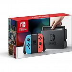 Nintendo Switch with Joy-Con - 32 GB - Neon Blue/Neon Red $244