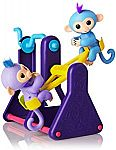 Fingerlings Playset – See-Saw with 2 Baby Monkey Toys $6 (85% Off) & More Toys on Sale