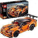 LEGO Chevrolet Corvette ZR1 Building Kit 42093 $40 (20% Off)