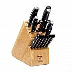 Up to 40% Off Select Cookware and Knife Sets: J.A. Henckles International Forged Premio 13-Piece Knife Block Set $99.88 & More