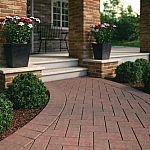 """Holland 4""""x8"""" Concrete Paver Bricks (various colors) $0.25 (48% Off)"""