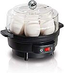 Hamilton Beach 25500 7 Egg Cooker with Built-In Timer and Poaching Tray Black $11.99