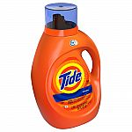 3-Pack 100oz Tide Liquid Laundry Detergent + $10 Target eGift Card $34.68 or Less