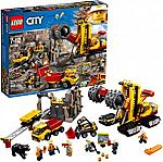 LEGO City Mining Experts Site 60188 Building Kit (883 Piece) $72.90 (Org $100)