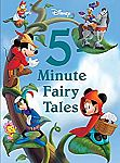 Disney 5-Minute Fairy Tales $5.69 and more