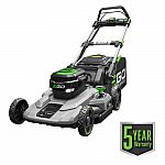 EGO 21 in. 56-Volt Lithium-ion Cordless Walk Behind Self Propelled Mower Kit - 7.5 Ah Battery/Charger Included $299 (YMMV)