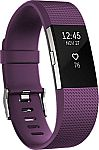 Fitbit Charge 2 Heart Rate and Fitness Wristband $79.99 (Org $130)