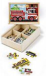 Amazon Melissa & Doug Kids Toys Sale Vehicles Jigsaw Puzzles $6.57 & More