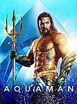 Aquaman [4K DV HDR Digital iTunes] $12.99