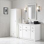 50-60% Off Select Martha Stewart Living Vanities & Furniture: Parrish Bath Vanity $720 (orig. $1800) & More