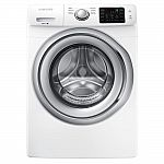 Samsung 4.5 cu. ft. High Efficiency Front Load Washer $599, 7.5 cu. ft. Electric Dryer $599, Samsung POWERbot R7040 Robotic Vacuum $278 & More