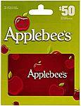 $50 Applebee's Gift Card $40