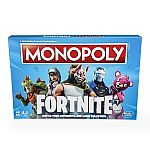 Monopoly Fortnite Board Game $7 (org $20)