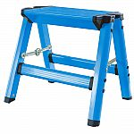 Single-Step Folding Stool  $14.99, 2-Step Steel Folding Mini Step Stool/Ladder $21 + Free Shipping